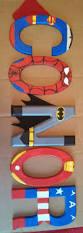 superhero letters batman bedroom ideas avengers bedroom decor