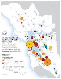 Map Of Bay Area Metropolitan Transportation Commission Maps Of The Month
