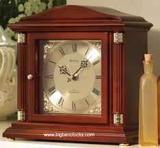 Forestville Mantel Clock Bulova Mantel Clock B1843 Bramley