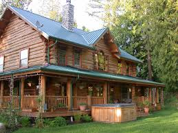 log home exteriors gallery 1 creasey log homes