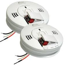 hardwired co u0026 smoke combination alarms fire safety the home