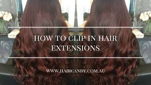 hair candy extensions how to clip in hair extensions hair candy hair extensions