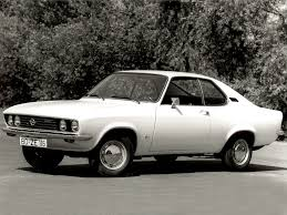 1970 opel 4 door avengers in time 1970 cars opel manta a