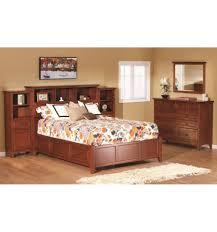 Bed With Bookshelf Headboard Mckenzie Bookcase Headboard Piers Wood U0027n Things Furniture