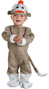 Sock Monkey Costume Sock Monkey Baby Costume Mr Costumes
