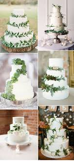 and white wedding pantone color of the year 2017 top 50 greenery wedding ideas