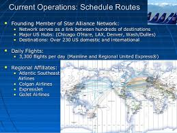 united airlines hubs united airlines presentation final may2010