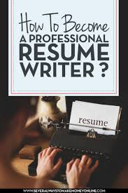 Best Font For Resume Writing by How To Become A Professional Resume Writer Resume For Your Job