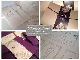 regency wedding invitations regency damask bespoke wedding stationery wedding invitations