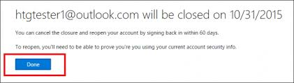 Good Account Pictures How To Completely Delete Your Microsoft Account