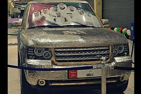 wrapped g wagon what the bling ever dream of a coin wrapped range rover or g class