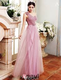 lilac dresses for weddings bridesmaid dresses 2016 four styles lilac tulle wedding party
