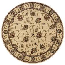 7 Foot Round Area Rugs by Shop Rugs At Lowes Com