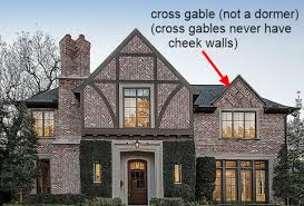 Dormer Cheek Construction Mcmansions 101 Dormers Mcmansion Hell