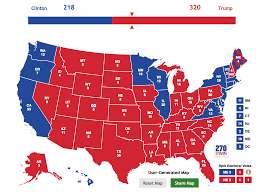Nbc Election Map by Hillary Clinton The National Pulse