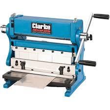 clarke sbr610 3 in 1 sheet metal machine 610mm machine mart
