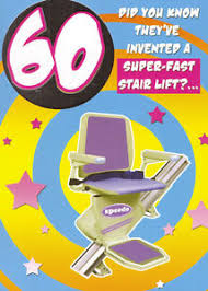 birthday card for 60 year woman humorous 60th birthday card 60 today 4 cards to