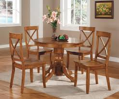 amazon com home styles 5179 318 5 piece dining set cottage oak