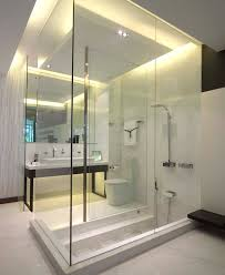 Bathrooms Design  Modern Bathroom Design With Twin Basins - Modern bathroom interior design