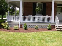 front porch covering ideas