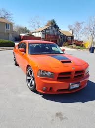 2009 dodge charger bee orange dodge charger in utah for sale used cars on buysellsearch