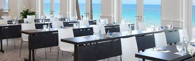 ft lauderdale meeting space on the beach pelican grand beach resort