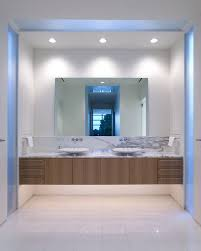 Large Bathroom Mirror With Lights by Bathroom Cabinets Large Bathroom Mirrors With Lights Long Mirror