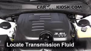 2010 dodge charger sxt check engine light transmission fluid level check dodge charger 2011 2014 2013