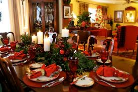 christmas decor for round tables christmas centerpieces for round tables