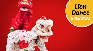 lion dancer book this new year get 18 cleaning book a lion