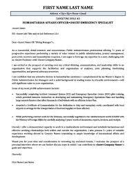 humanitarian affairs officer resume template premium resume