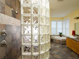 bathroom wall coverings dividing wall showers and walls