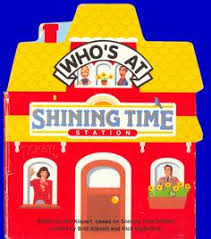 ring in the title card shining time station
