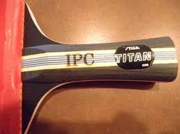 stiga titan table tennis racket ping pong paddle stiga titan table tennis paddle personalized