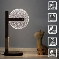 Wohnzimmer Tisch Lampe Moderne Wohnzimmer Tischlampe Decor Lampe Holz Led Lampe Hund