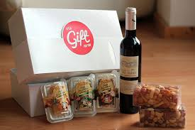 wine and cheese gifts receiving mail when you live abroad and your chance to win a gift
