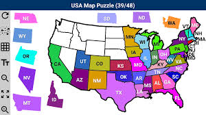 usa map jigsaw puzzle by hamilton grovely 3 usa map jigsaw by jr jigsaws jr1002 500 pcs jigsaws ravensburger
