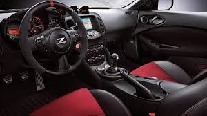 custom nissan 370z interior nismo