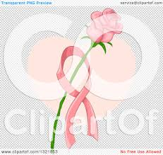 halloween breast cancer ribbon background clipart of a pink rose in a breast cancer awareness ribbon over a