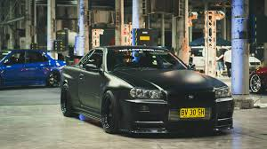 Nissan Gtr R34 - black nissan skyline gtr r34 wallpapers and images wallpapers