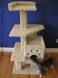 sle house plans 115 best cat tree houses images on cat furniture cat