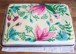 free patterned roll cake recipe tutorial on craftsy