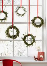 small wreaths for windows mini wreaths ribbon great to make