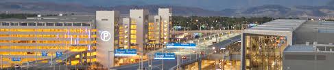 Las Vegas Mccarran Airport Map by Ground Transportation At Mccarran International Airport