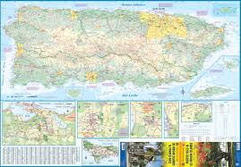 Maps Of Puerto Rico by Maps For Travel City Maps Road Maps Guides Globes Topographic