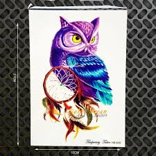 compare prices on owl tattoo designs online shopping buy low