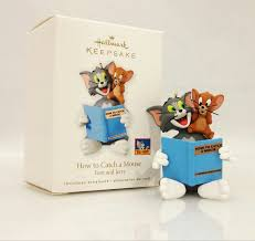 hallmark keepsake ornament 2010 how to catch a mouse tom and