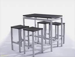 bar de cuisine pas cher table et chaises de bar ensemble style avec table haute de