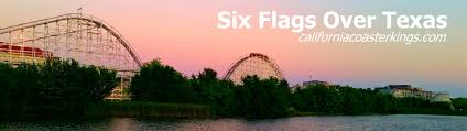 Six Flags Over Texas Holiday Hours Six Flags Over Texas Trip Report California Coaster Kings