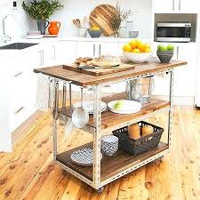 Kitchen Mobile Islands Mobile Island Benches For Kitchens Mobile Kitchen Island Or